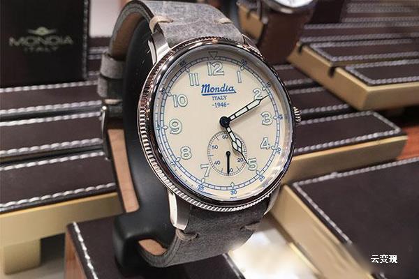 名不见经传的手表,未必不好设计
