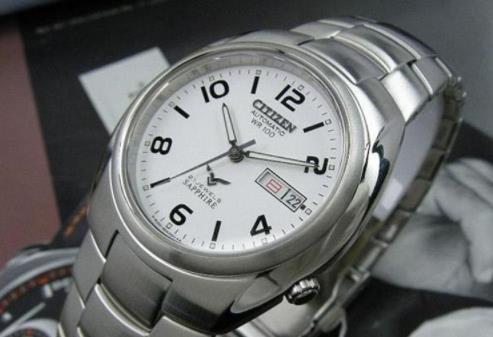 哪里回收西铁城旧手表?西铁城手表回收价值高吗?