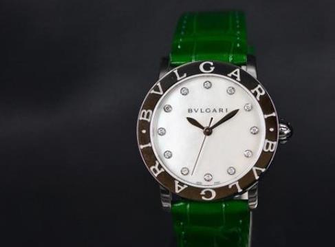 哪里回收宝格丽旧手表 可到富瑶手表回收