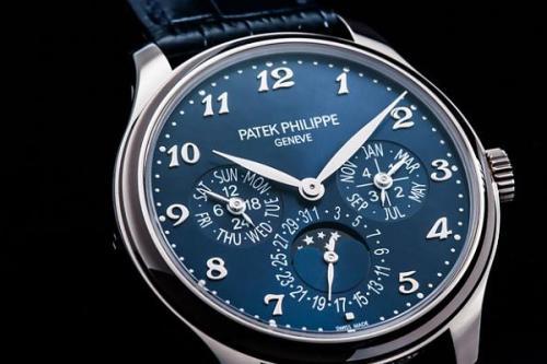 百达翡丽旧手表回收价格_百达翡丽回收手表价格几折