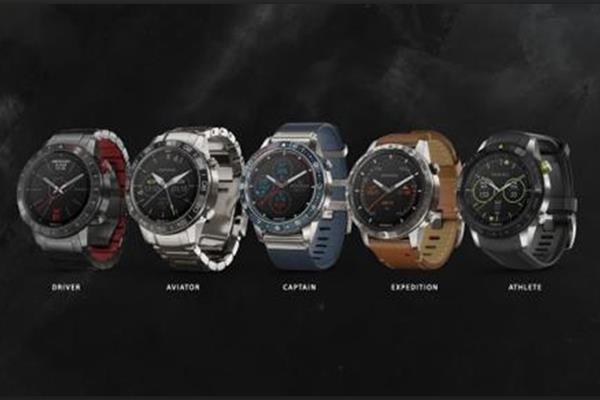 更多Garmin MARQ高端智能手表带来的选择,集内涵与颜值于一体