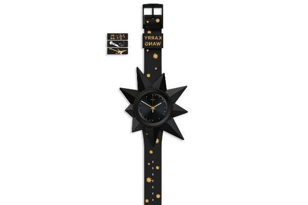 大事件!Swatch x 王俊凱聯合設計手表首發!