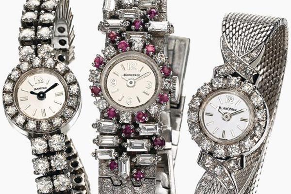 寶珀手表,尊重獨立女性為,她們提供浪漫新選擇