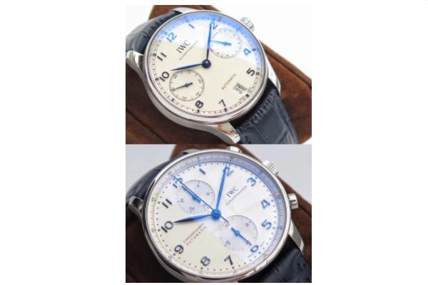 手表测评,万国葡七和葡计实测对比