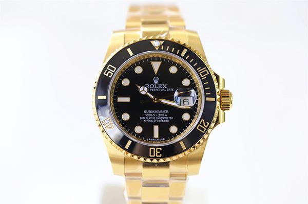 手表推荐,适合成功男士佩戴的几款真金定制手表