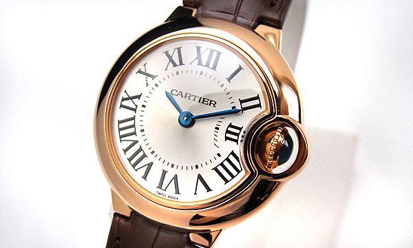 卡地亚旧手表回收