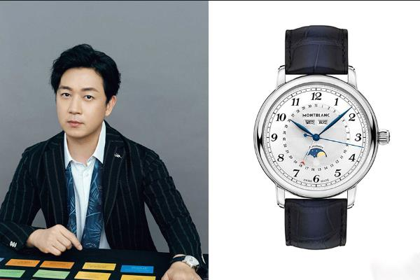 手表鉴赏:全新万宝龙明星系列陪你出发