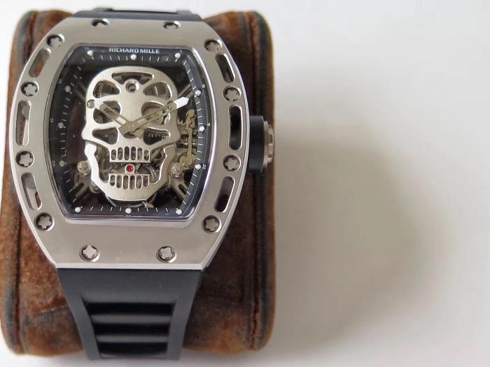 查德米勒RM027/RM052奢华陀飞轮腕表