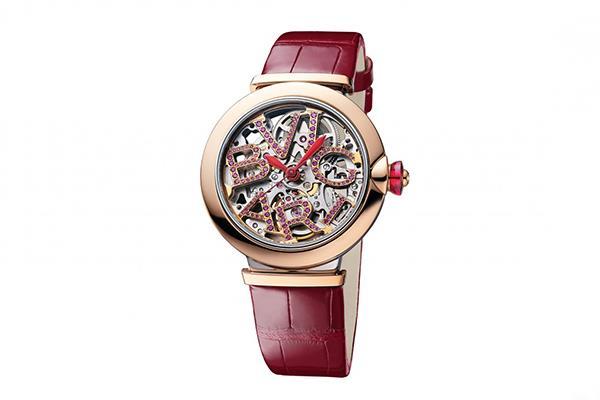 时刻闪耀:宝格丽全新LVCEA镂空手表