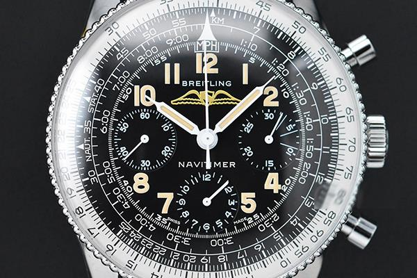重铸传奇,百年灵Navitimer系列手表重制复刻版