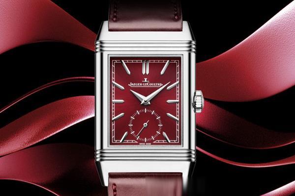 手表鉴赏:积家翻转系列397846J全新表款