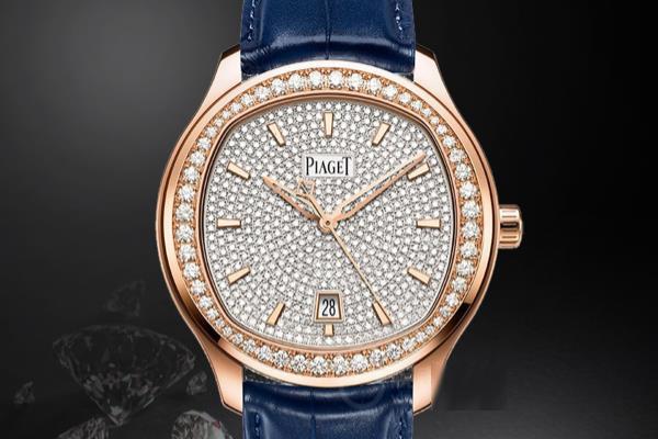閃瞎你的雙眼 伯爵最閃耀的Polo S手表再出新表