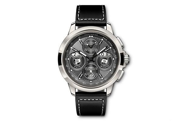 IWC万国工程师系列钛合金金属限量手表
