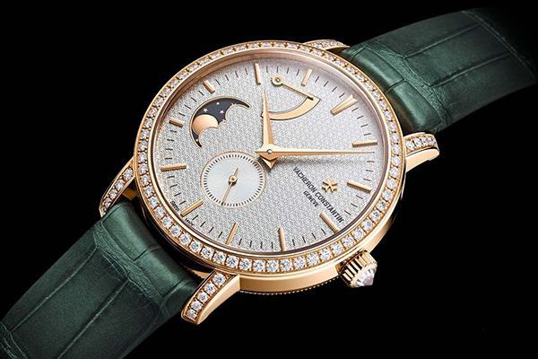 江诗丹顿推出两款传袭系列哈罗德特别版限量腕表