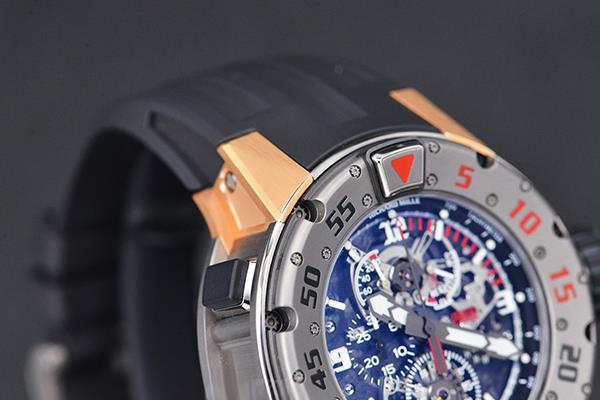 理查德米勒RM 025陀飞轮计时腕表