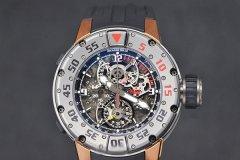 价值五百万的手表 理查德米勒RM 025陀飞轮计时腕表