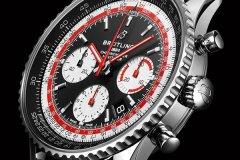 百年灵全新胶囊系列计时手表 经典的复古潮流