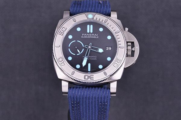 日内瓦表展沛纳海发布最新SUBMERSIBLE潜心系列限量款手表
