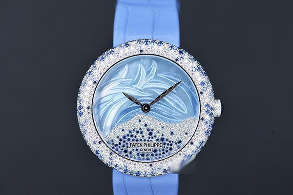百达翡丽高级珠宝手表CALATRAVA系列鉴赏