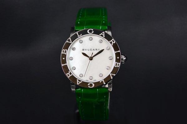 二手宝格丽手表回收价下吗