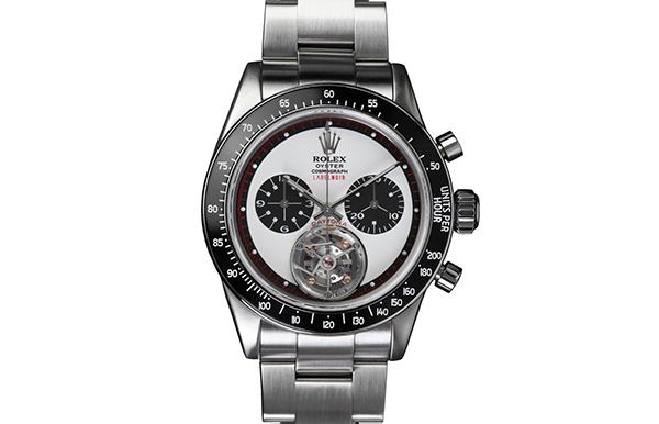 勞力士也有陀飛輪 勞力士迪通拿Ref.116520陀飛輪手表