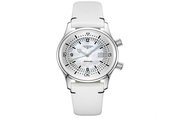 浪琴表推出全新传奇潜水员经典复刻系列手表