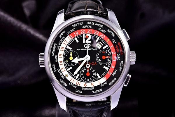芝柏男款手表系列4980521651FK6A品鉴纯粹之美