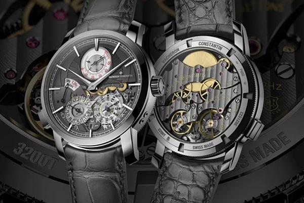 江詩丹頓 這才是未來風格手表的締造者