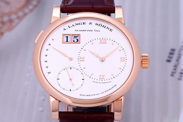 朗格旧手表回收价格