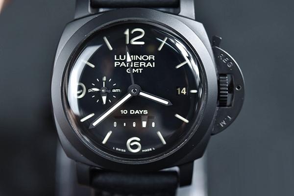 腕间伙伴沛纳海LUMINOR系列PAM 00335腕表鉴赏