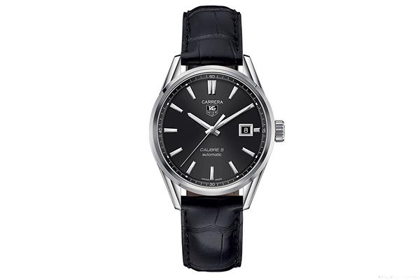 简单又有品位绝不撞表的三款黑色腕表