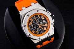 爱彼旧手表回收估价_旧爱彼手表一般几折回收