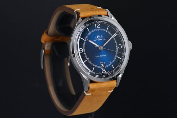 美度手表舵手系列传承者脉搏款手表鉴赏