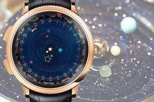 浩瀚宇宙上手来,品鉴梵克雅宝星空手表