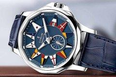 CORUM昆仑海军上将系列手表,颜值质感爆表