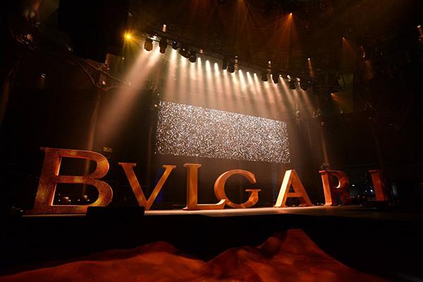 生而閃耀 寶格麗BVLGARI倫敦時裝周閃耀登場