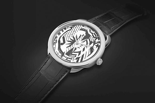 爱马仕推出最新Arceau Astrologie Nouvelle系列限量款手表