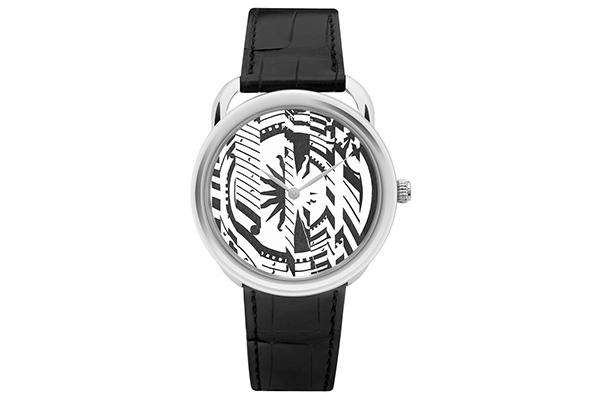 爱马仕推出最新Arceau Astrologie Nouvelle系列限量款腕表