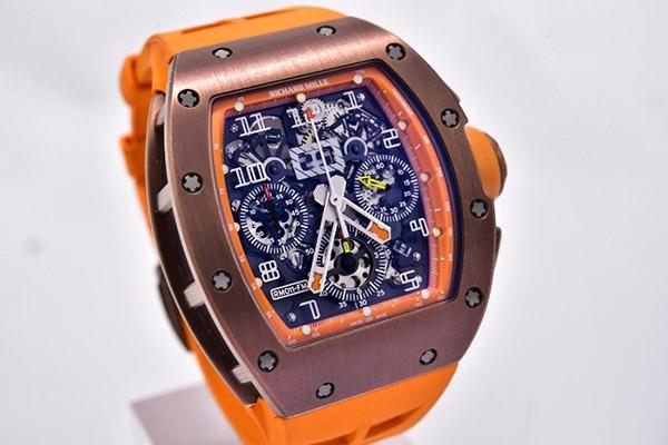 身份的最好象征 理查德米勒手表價格為什么這么貴?