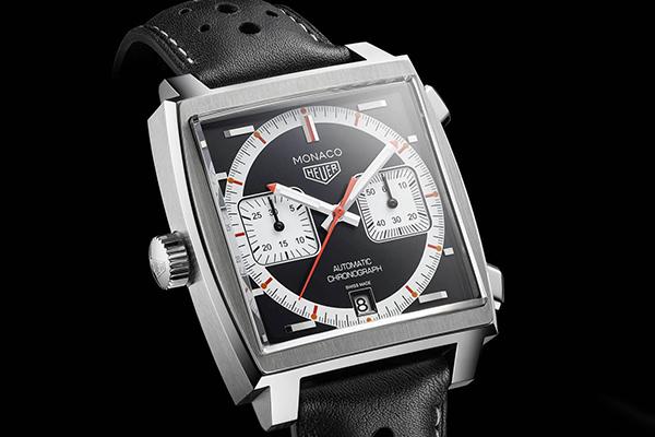 TAG Heuer泰格豪雅全新推出摩纳哥系列第四款腕表限量款
