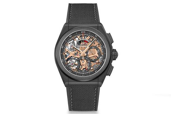 真力时全新推出Defy El Primero系列Park Lane限量款手表