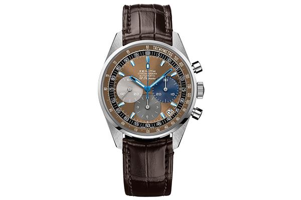 Zenith真力时推出Revival系列Fine Watch Club特别限量版手表