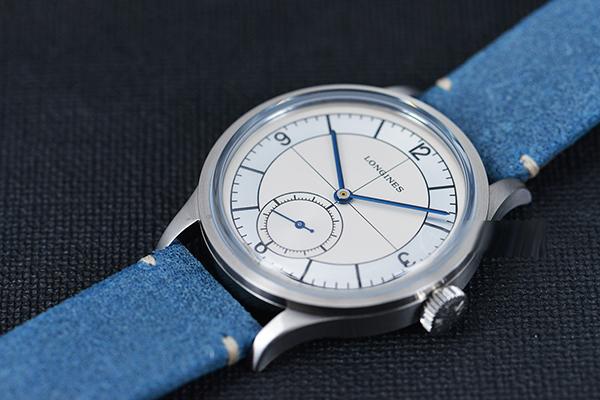 浪琴1930年经典款式复刻手表品鉴
