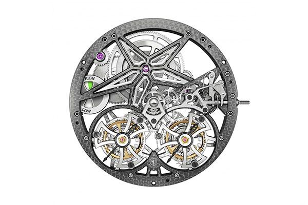 羅杰杜彼攜手MR PORTER上線Excalibur Pirelli ICE系列手表