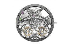 罗杰杜彼携手MR PORTER上线Excalibur Pirelli ICE系列腕表