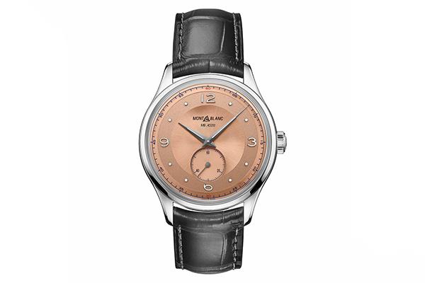万宝龙传承系列推出特别版小秒针限量版手表