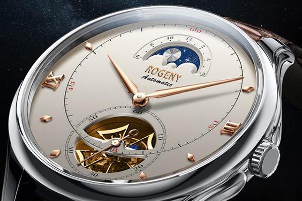 工艺与时尚并存的心血之作罗杰尼手表
