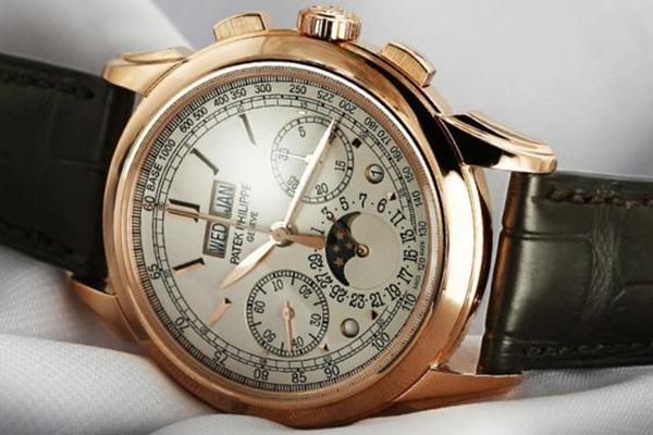 最昂貴的幾款百達翡麗手表大盤點