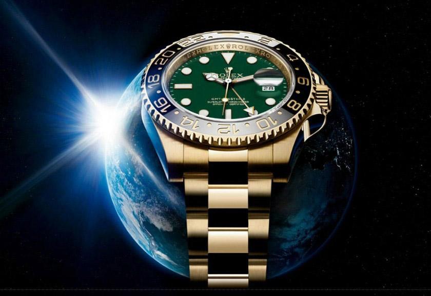 二手劳力士Rolex手表回收行情怎么样?回收价格高