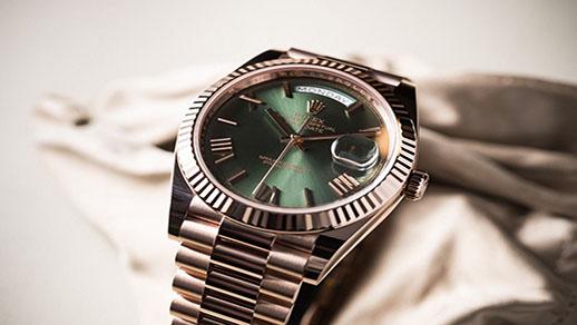 劳力士Rolex二手手表回收价格多少?几折回收